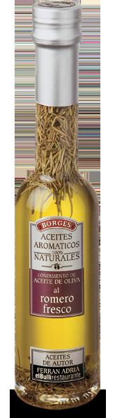 Оливковые масла с натуральными добавками Оливковое масло со свежим розмарином