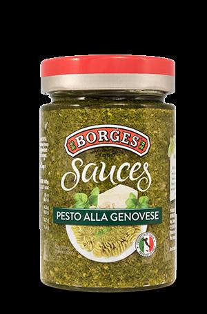 Соус Pesto Соус Pesto Alla Genovese с базиликом