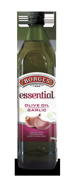 Оливковое масло Essences Оливковое масло с чесноком