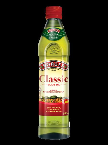 Бутылка оливкового масла Borges Classic