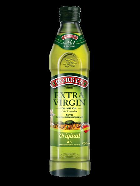 Бутылка оливкового масла Borges Original