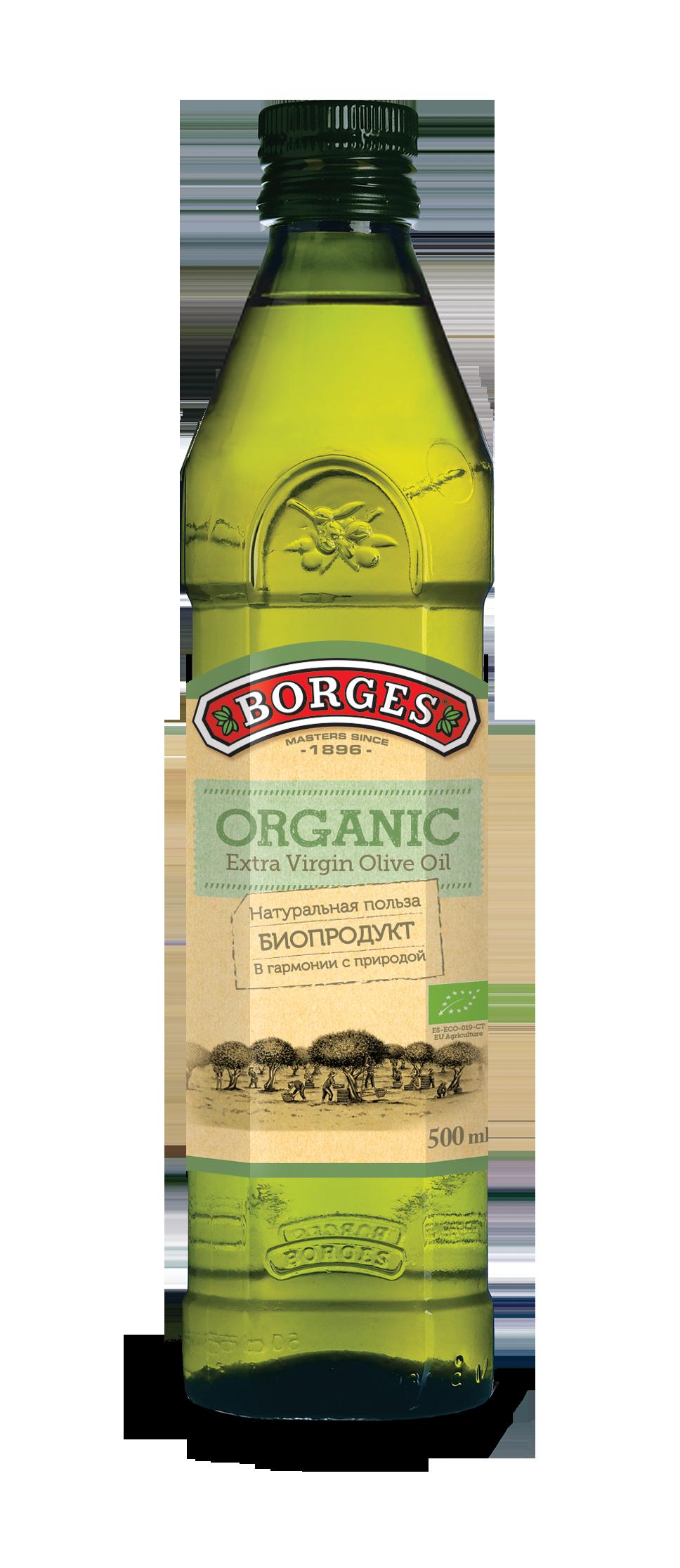 Оливковое масло Extra Virgin Organic (Биопродукт) ORGANIC