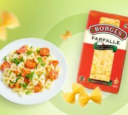 Паста Borges - Почувствуй Италию на вкус