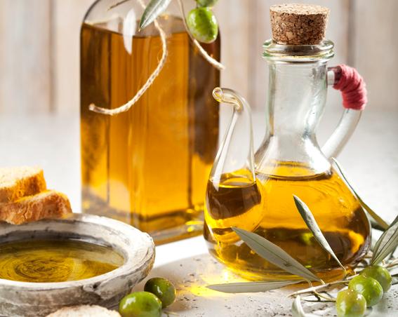 Borges: Оливковое масло – энергия в бутылке!