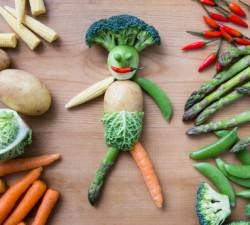 Borges - 7 способов как заставить детей есть овощи без скандалов