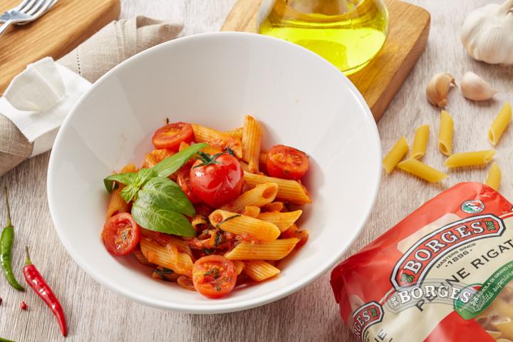 Ваши средиземноморские рецепты Пенне Аррабьята