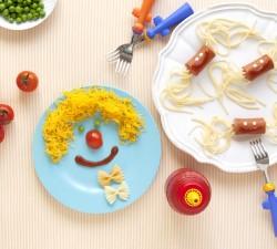 Borges - блюда для детей с помощью пасты