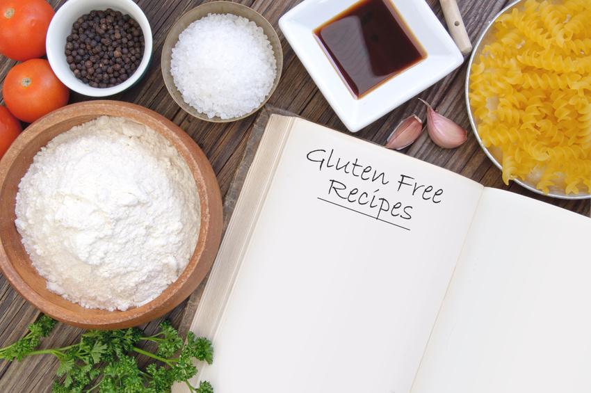 Borges Russia - 5 рецептов безглютеновых блюд