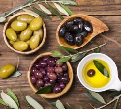 Borges Russia - Разные оливки для разного масла