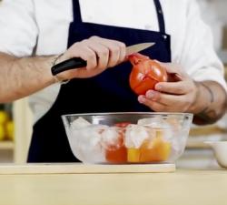 Borges Russia - Простой и быстрый способ очистить помидоры