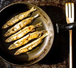 Borges Russia - Совет: как избежать запаха жареной рыбы