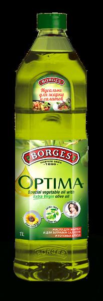 Другие растительные масла Optima