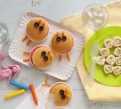 Borges Russia - полезный завтрак для ребенка