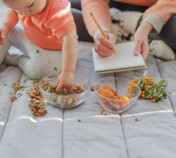 Borges Russia - как приучить детей есть орехи