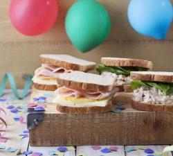 Borges Russia - Сэндвичи для детских праздников