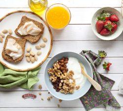 Borges Russia - 5 вкусных и полезных завтраков