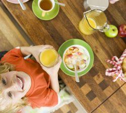 Borges Russia - советов для здорового питания детей