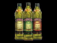 Односортные оливковые масла Extra Virgin