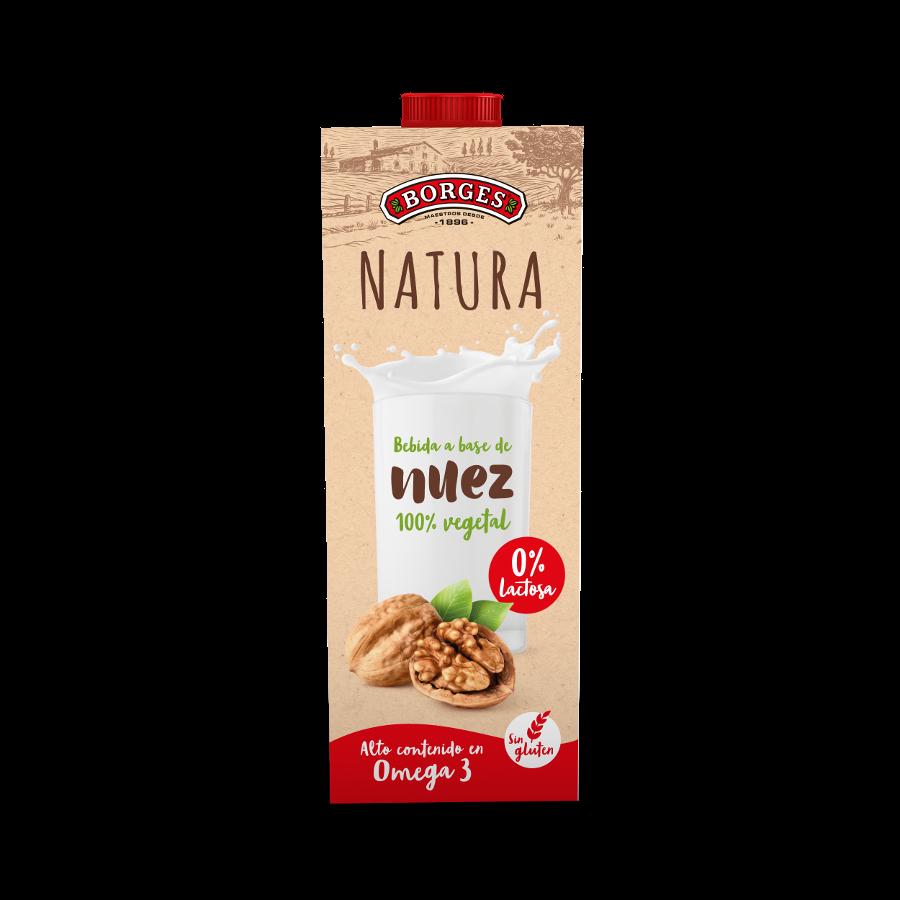Ореховые напитки Напиток на основе грецкого ореха Natura